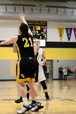JV Girls Basketball Center Point-Urbana vs Vinton-Shellsburg-1817