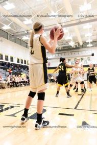 JV Girls Basketball Center Point-Urbana vs Vinton-Shellsburg-1820