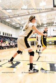 JV Girls Basketball Center Point-Urbana vs Vinton-Shellsburg-1822