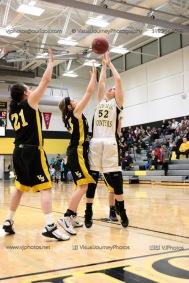JV Girls Basketball Center Point-Urbana vs Vinton-Shellsburg-1823