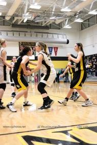 JV Girls Basketball Center Point-Urbana vs Vinton-Shellsburg-1827
