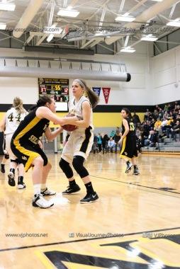 JV Girls Basketball Center Point-Urbana vs Vinton-Shellsburg-1830