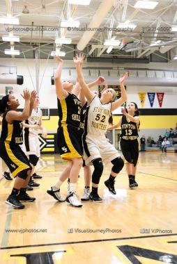 JV Girls Basketball Center Point-Urbana vs Vinton-Shellsburg-1831