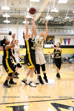 JV Girls Basketball Center Point-Urbana vs Vinton-Shellsburg-1832