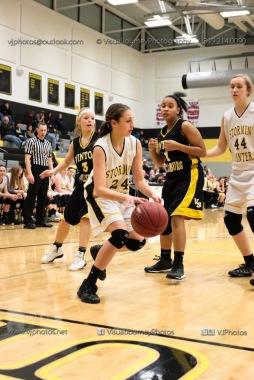 JV Girls Basketball Center Point-Urbana vs Vinton-Shellsburg-1845