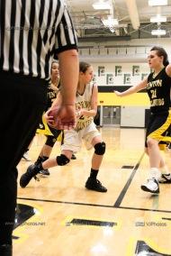 JV Girls Basketball Center Point-Urbana vs Vinton-Shellsburg-1848