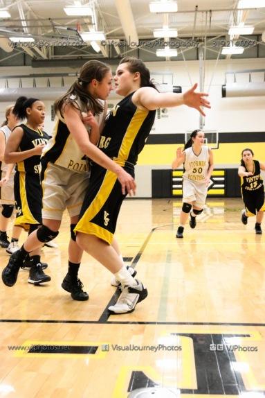 JV Girls Basketball Center Point-Urbana vs Vinton-Shellsburg-1851