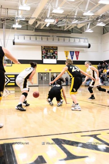 JV Girls Basketball Center Point-Urbana vs Vinton-Shellsburg-1852