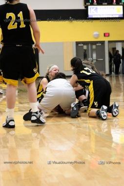 JV Girls Basketball Center Point-Urbana vs Vinton-Shellsburg-1857