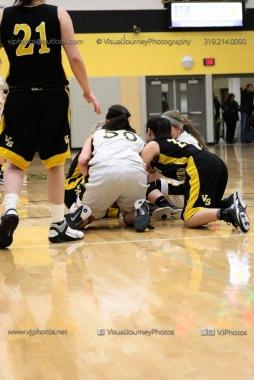 JV Girls Basketball Center Point-Urbana vs Vinton-Shellsburg-1859