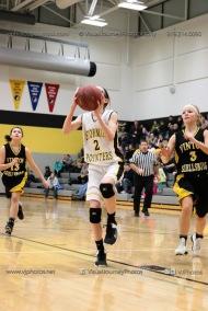 JV Girls Basketball Center Point-Urbana vs Vinton-Shellsburg-1861