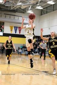 JV Girls Basketball Center Point-Urbana vs Vinton-Shellsburg-1862