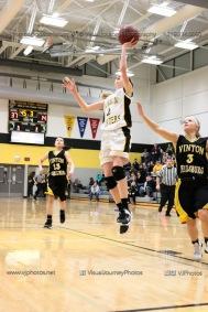 JV Girls Basketball Center Point-Urbana vs Vinton-Shellsburg-1863