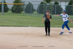 Softball Varsity Vinton-Shellsburg vs Clear Creek Amana 2014-4928