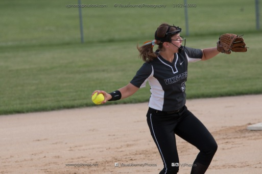 Softball Varsity Vinton-Shellsburg vs Clear Creek Amana 2014-4937