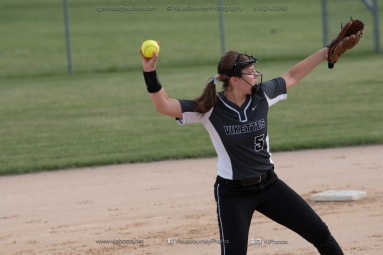 Softball Varsity Vinton-Shellsburg vs Clear Creek Amana 2014-4938