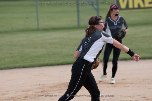 Softball Varsity Vinton-Shellsburg vs Clear Creek Amana 2014-4940