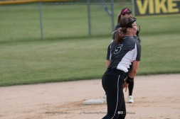Softball Varsity Vinton-Shellsburg vs Clear Creek Amana 2014-4941