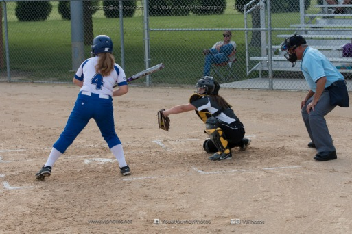 Softball Varsity Vinton-Shellsburg vs Clear Creek Amana 2014-4948