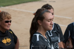 Softball Varsity Vinton-Shellsburg vs Clear Creek Amana 2014-4957