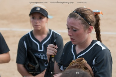 Softball Varsity Vinton-Shellsburg vs Clear Creek Amana 2014-4960