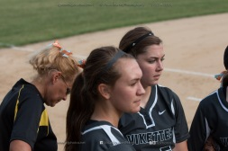 Softball Varsity Vinton-Shellsburg vs Clear Creek Amana 2014-4964