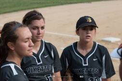 Softball Varsity Vinton-Shellsburg vs Clear Creek Amana 2014-4969