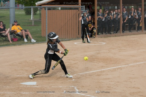 Softball Varsity Vinton-Shellsburg vs Clear Creek Amana 2014-4970