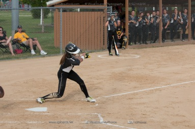 Softball Varsity Vinton-Shellsburg vs Clear Creek Amana 2014-4971