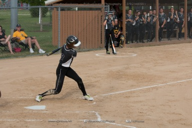 Softball Varsity Vinton-Shellsburg vs Clear Creek Amana 2014-4972