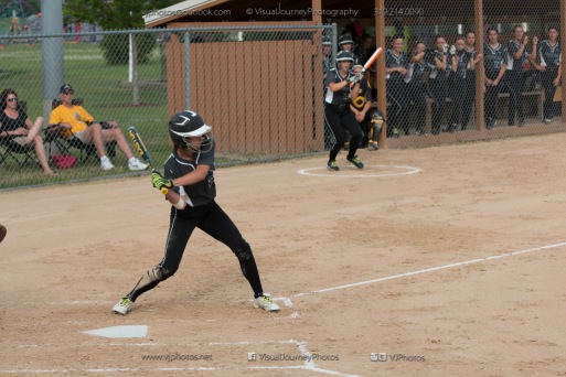 Softball Varsity Vinton-Shellsburg vs Clear Creek Amana 2014-4973
