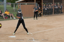 Softball Varsity Vinton-Shellsburg vs Clear Creek Amana 2014-4980