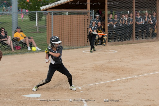Softball Varsity Vinton-Shellsburg vs Clear Creek Amana 2014-4981