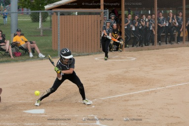 Softball Varsity Vinton-Shellsburg vs Clear Creek Amana 2014-4983