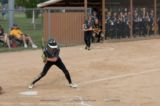 Softball Varsity Vinton-Shellsburg vs Clear Creek Amana 2014-4984