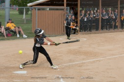 Softball Varsity Vinton-Shellsburg vs Clear Creek Amana 2014-4985