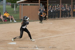 Softball Varsity Vinton-Shellsburg vs Clear Creek Amana 2014-4986