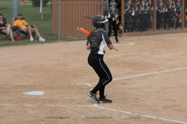 Softball Varsity Vinton-Shellsburg vs Clear Creek Amana 2014-4993