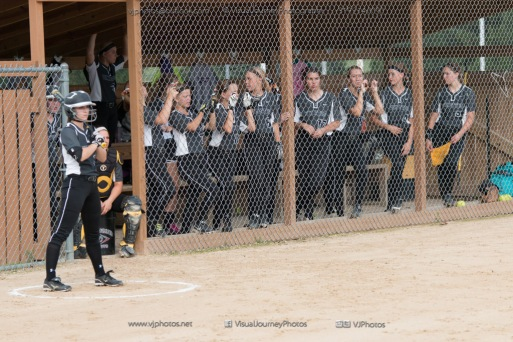 Softball Varsity Vinton-Shellsburg vs Clear Creek Amana 2014-4995