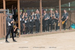 Softball Varsity Vinton-Shellsburg vs Clear Creek Amana 2014-4996