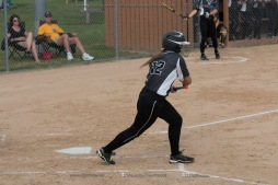 Softball Varsity Vinton-Shellsburg vs Clear Creek Amana 2014-4999