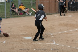 Softball Varsity Vinton-Shellsburg vs Clear Creek Amana 2014-5001