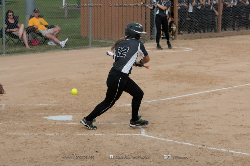 Softball Varsity Vinton-Shellsburg vs Clear Creek Amana 2014-5003