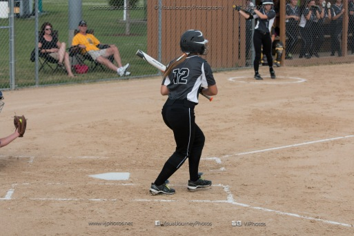 Softball Varsity Vinton-Shellsburg vs Clear Creek Amana 2014-5006