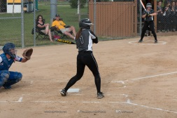 Softball Varsity Vinton-Shellsburg vs Clear Creek Amana 2014-5012
