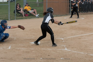Softball Varsity Vinton-Shellsburg vs Clear Creek Amana 2014-5015