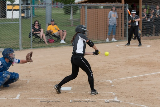 Softball Varsity Vinton-Shellsburg vs Clear Creek Amana 2014-5017