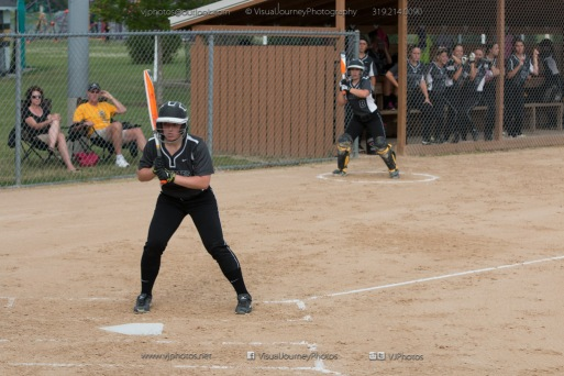 Softball Varsity Vinton-Shellsburg vs Clear Creek Amana 2014-5025