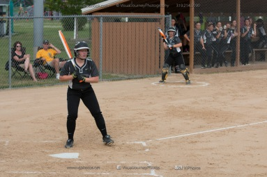 Softball Varsity Vinton-Shellsburg vs Clear Creek Amana 2014-5026