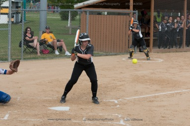 Softball Varsity Vinton-Shellsburg vs Clear Creek Amana 2014-5027